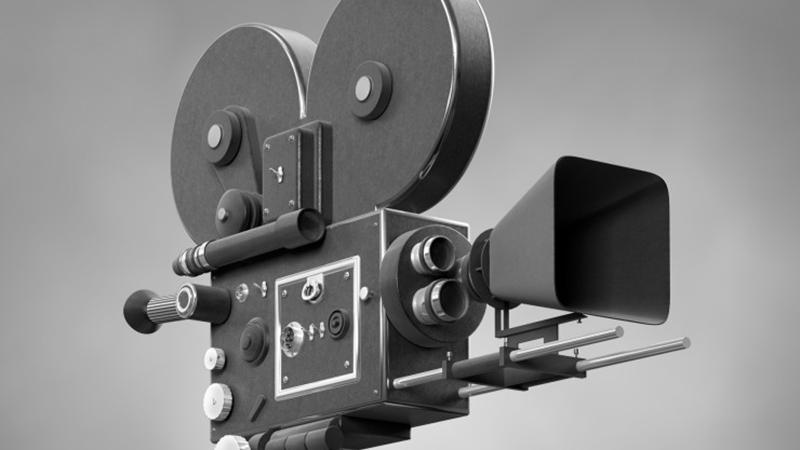 كاميرا سينمائية