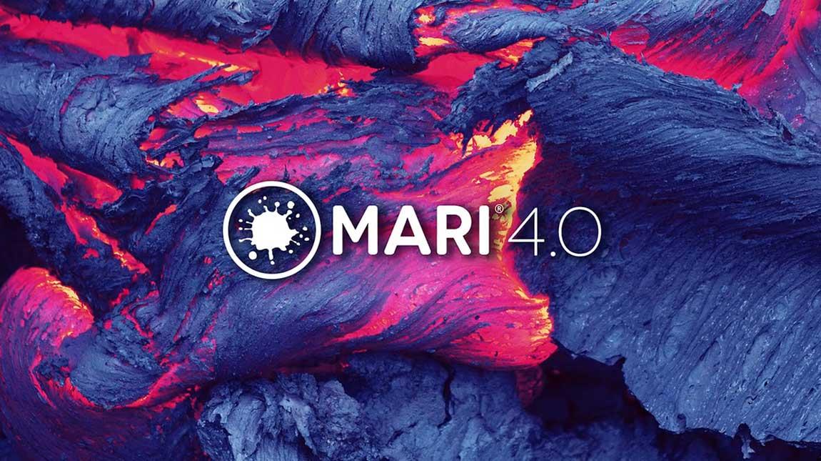 الكشف عن النسخة الجديدة من برنامج Mari 4.0 للرسم ثلاثي الابعاد
