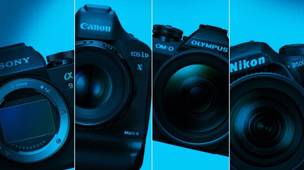 أرخص 10 كاميرات فل فريم في 2018