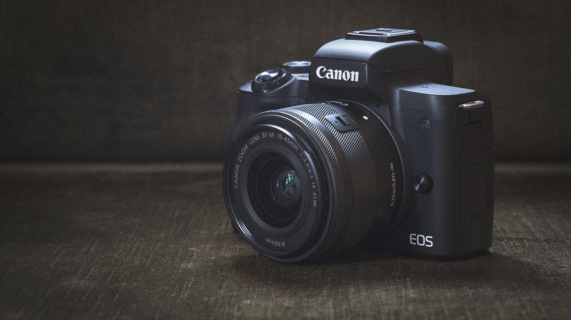 كانون M50 أول كاميرة ميرورليس من كانون بجودة 4K