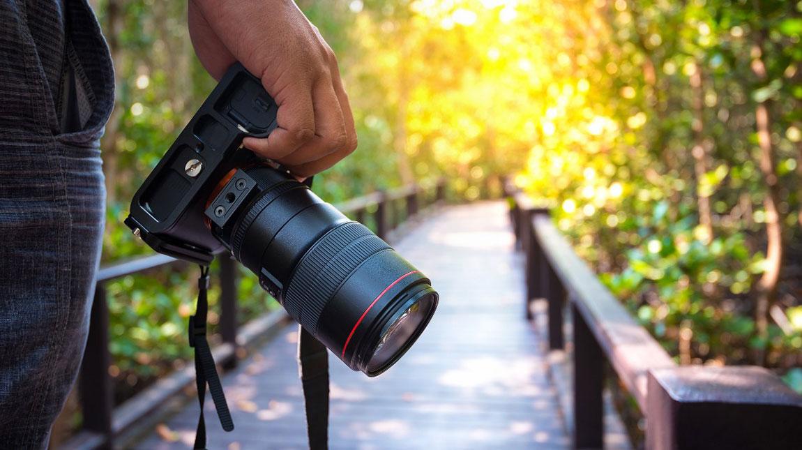 10 ميزات في كاميرات دي اس ال ار يجب ان تجربها