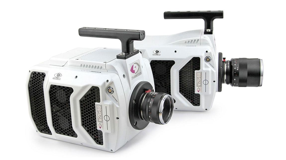 فانتوم v2640 كاميرا بسرعة تصوير 11750 صورة لكل ثانية