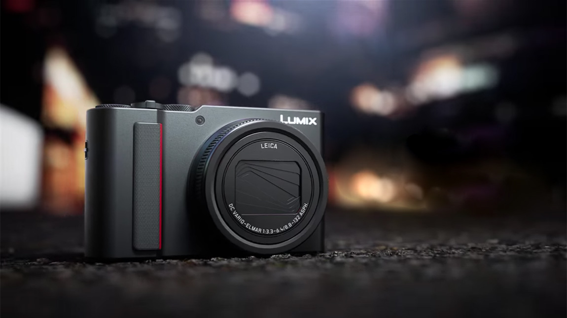 باناسونيك تطلق لوميكس DC-ZS200 وكاميرة DC-GX9
