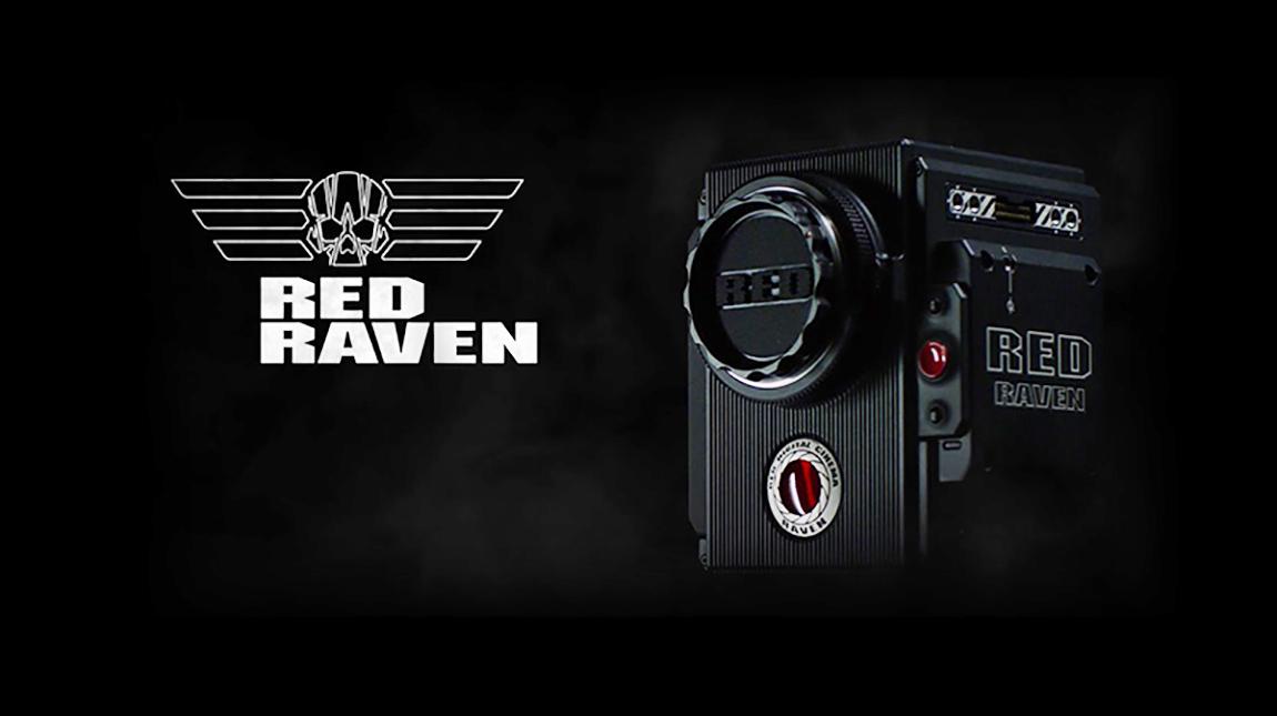 كاميرة Raven