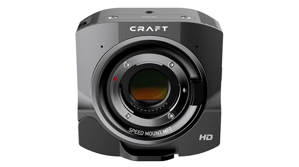 كاميرة Craft متعددة الاستخدام للاستوديو وتصوير الحركة وحتى للتصوير السينمائي