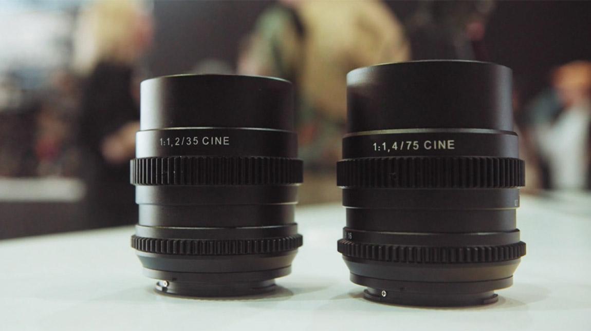 عدستين جديدتين من SLR Magic للتصوير السينمائي بأسعار منافسة