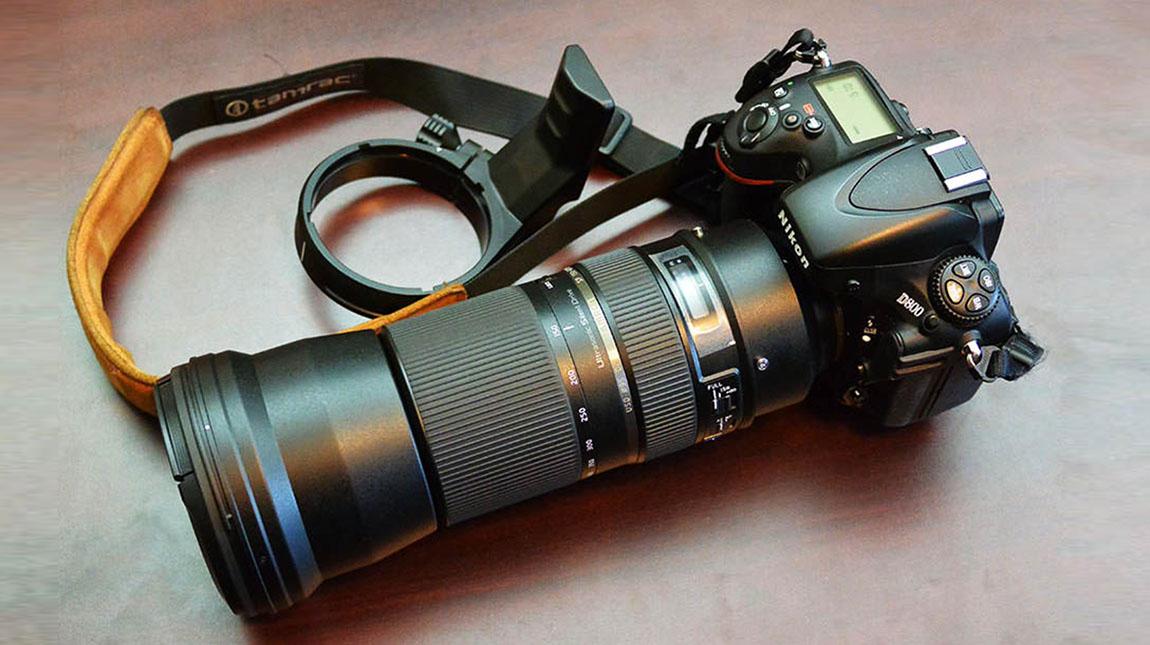 تامرون تصدر عدسة SP 150-600mm متعددة الاستخدامات