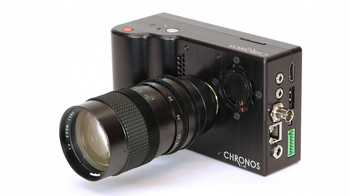 كاميرا Chronos لتصوير لقطات سلوموشن بسرعة 21500 صورة في الثانية