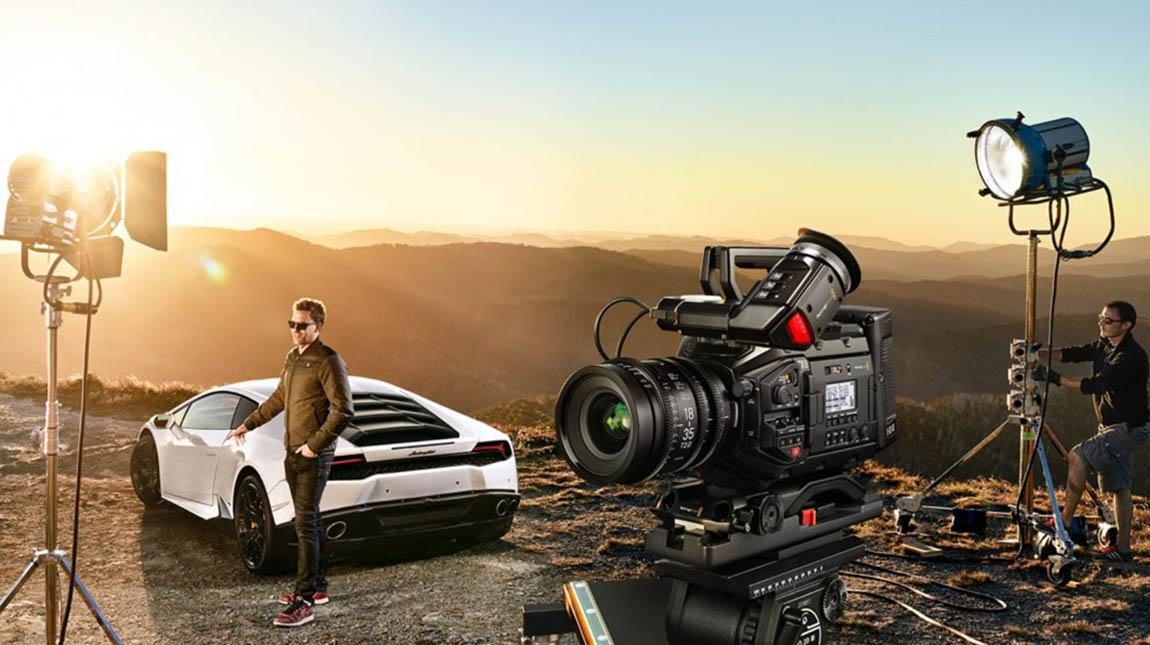 إطلاق كاميرة بلاك ماجيك اورسا ميني برو 4.6K