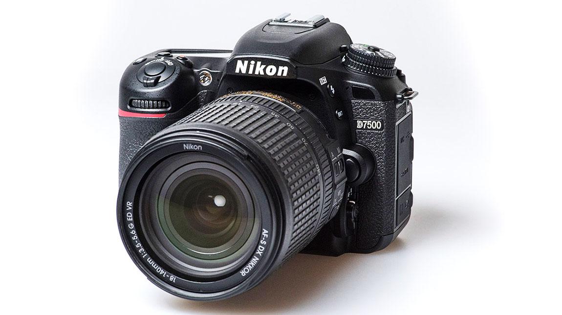 كاميرة D7500
