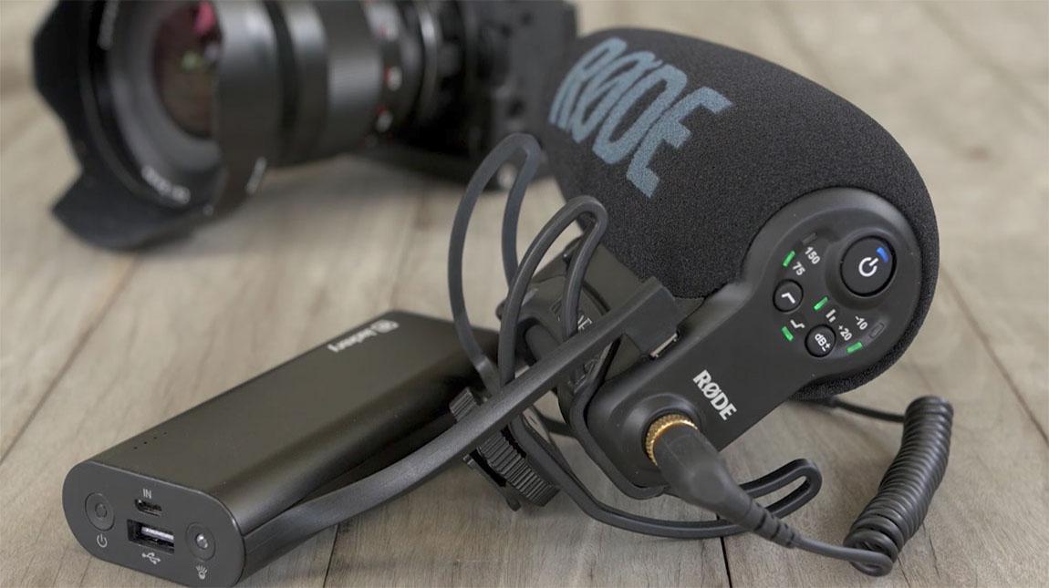ميكروفون VideoMic Pro+