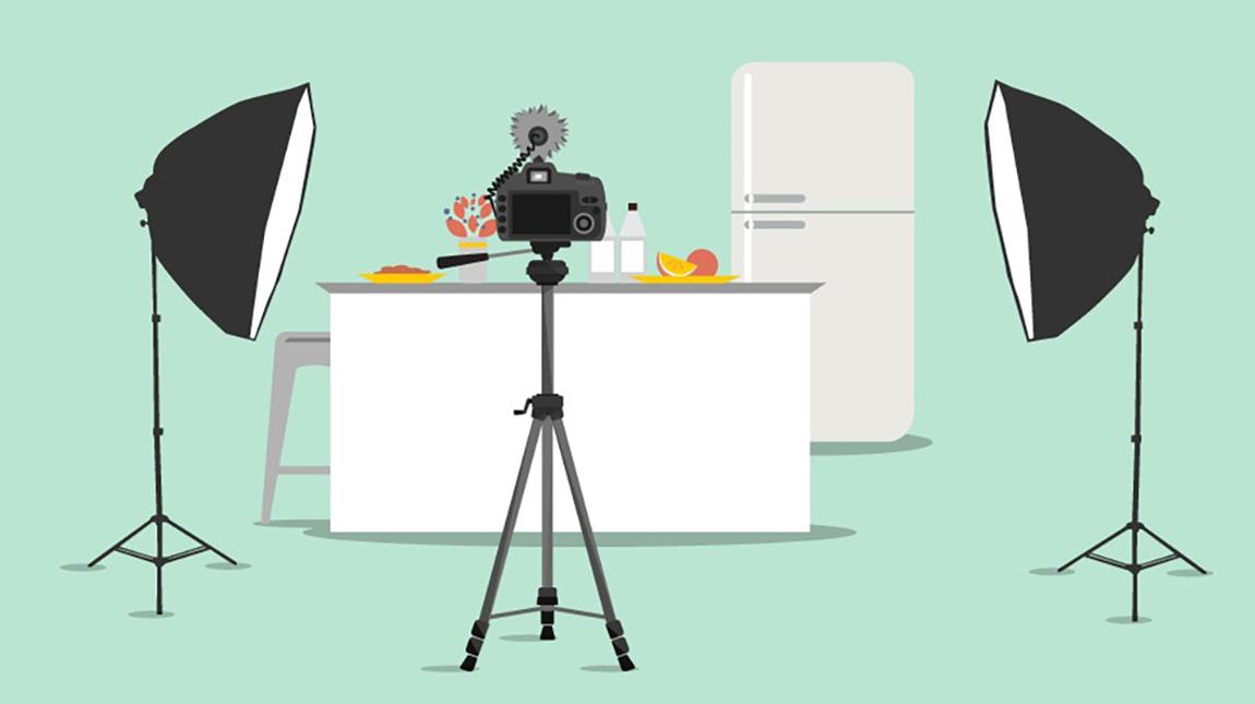 تدوين الفيديو Vlog