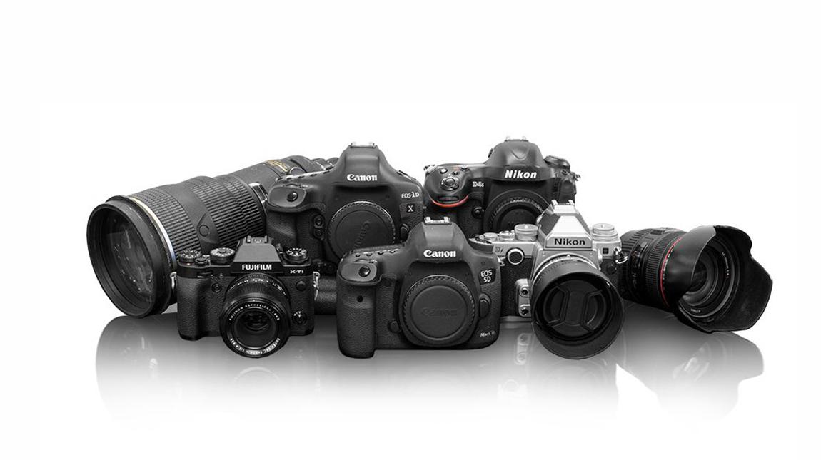 كاميرات مستعملة