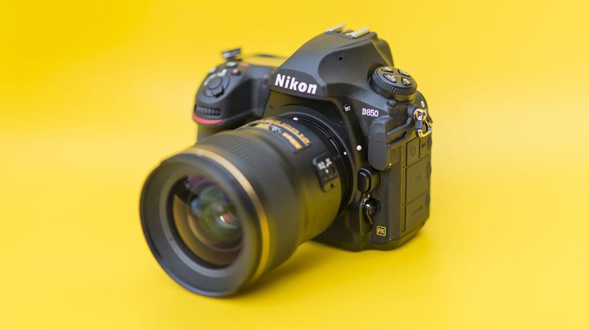 كاميرة D850