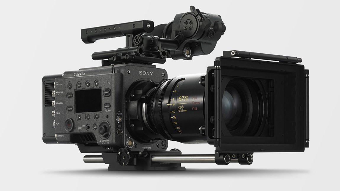 سوني تعلن عن كاميرة VENICE CineAlta فل فريم بجودة 6K