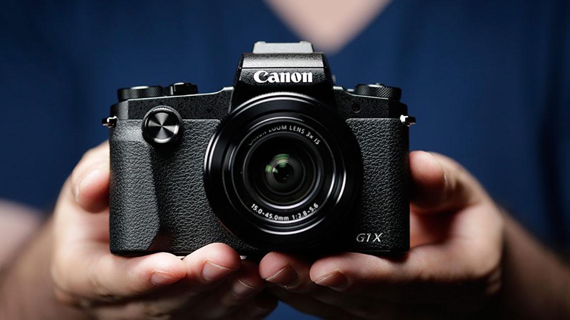كاميرة G1 X Mark III
