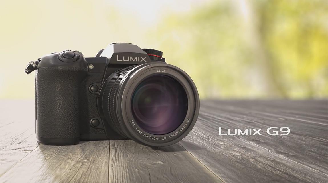باناسونيك Lumix G9