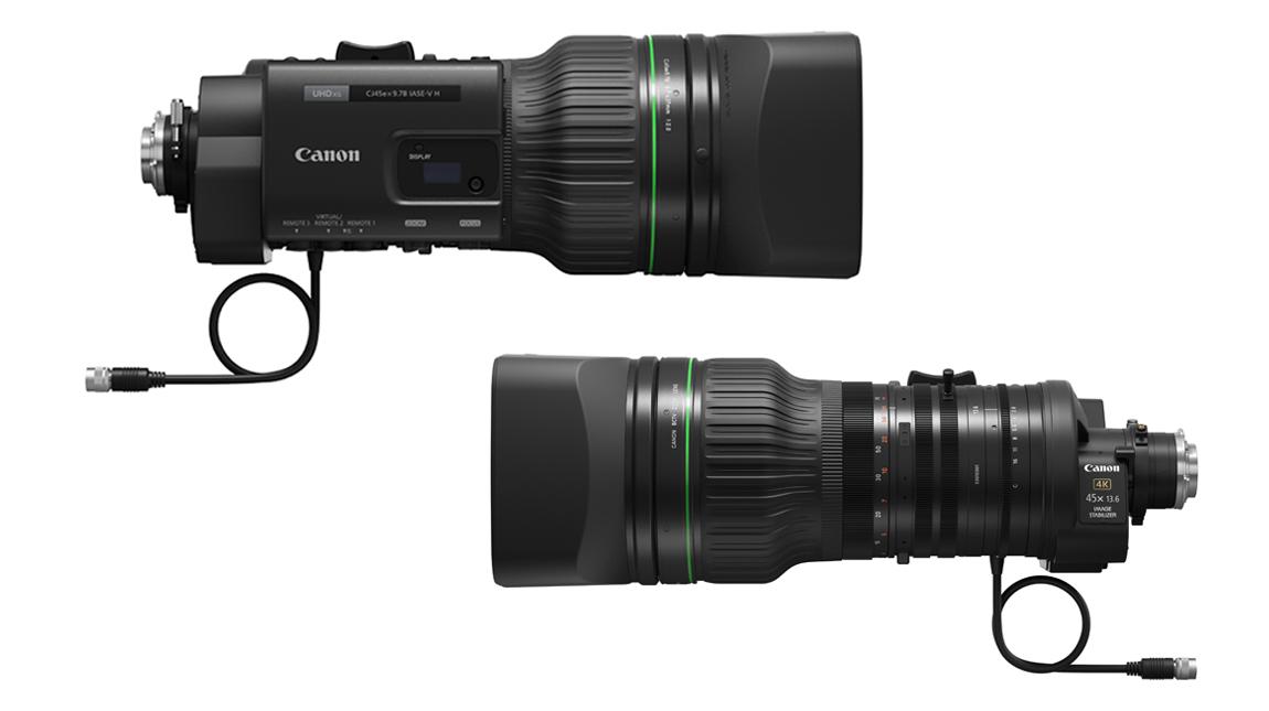 كاميرات البث التلفزيوني