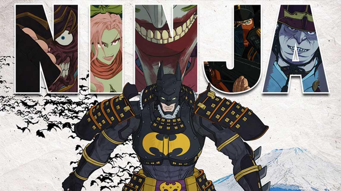 تريلر فيلم الإنمي Batman Ninja مع ظهور جديد لشخصية الجوكر