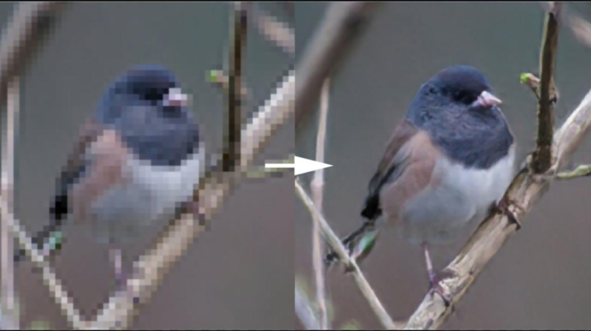 تعديل الصور يصل لمرحلة مجنونة مع برنامج EnhanceNet