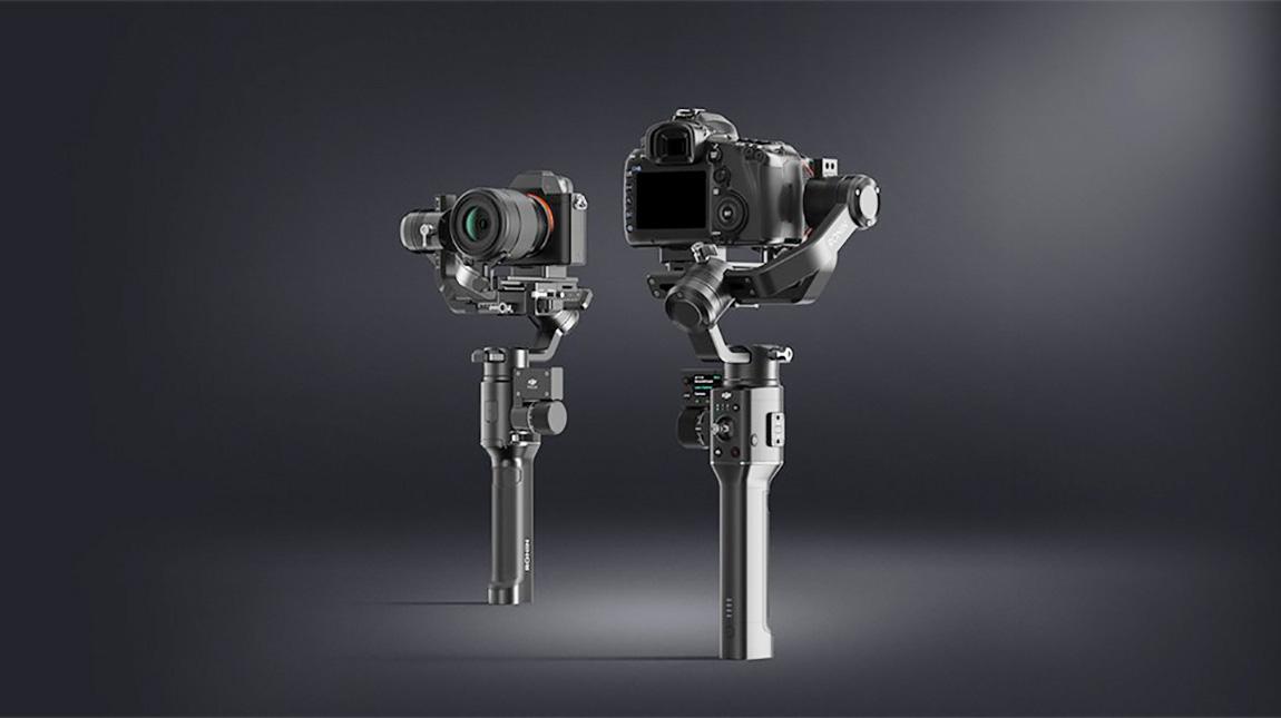 رونين S نظام منع اهتزاز الكاميرا الجديد من دي جي اي