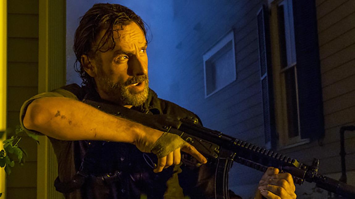 شبكة AMC تؤكد انتاج الموسم التاسع من مسلسل الموتى السائرون
