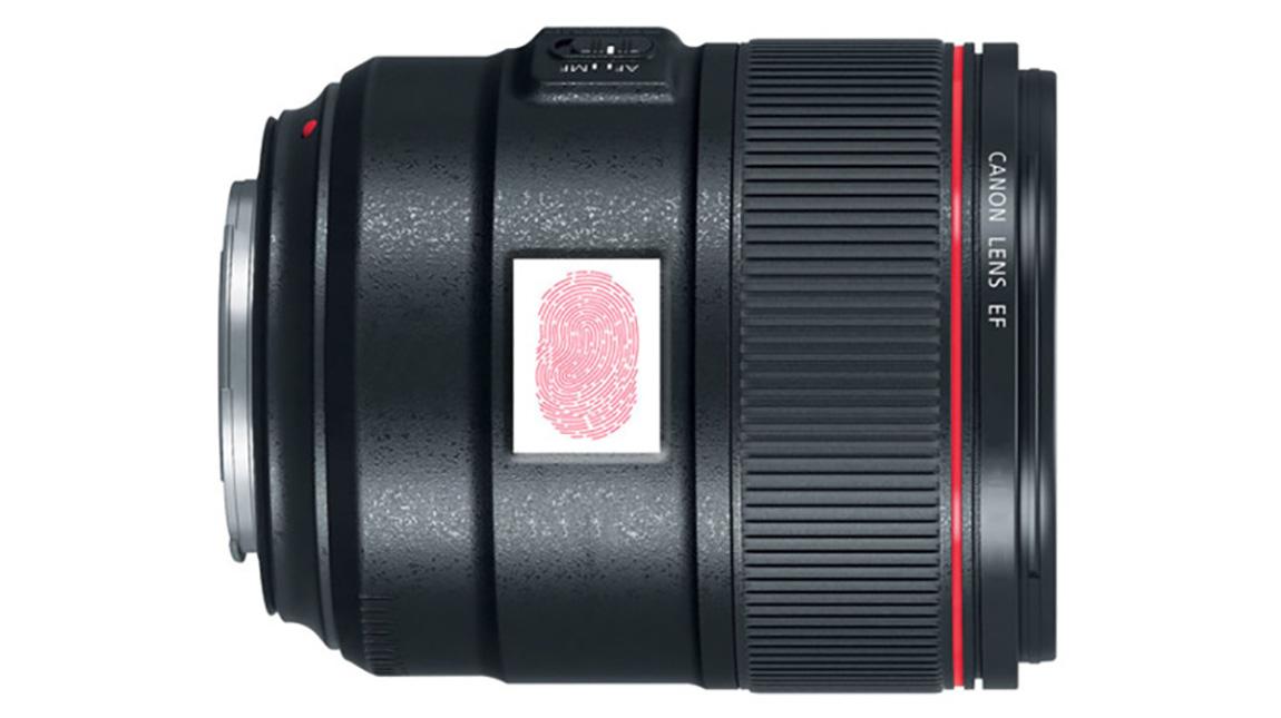 شركة كانون تطور نظام البصمة للكاميرات والعدسات