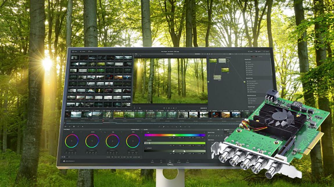 بلاك ماجيك Decklink 8K Pro لتسجيل الفيديو بجودة 8K
