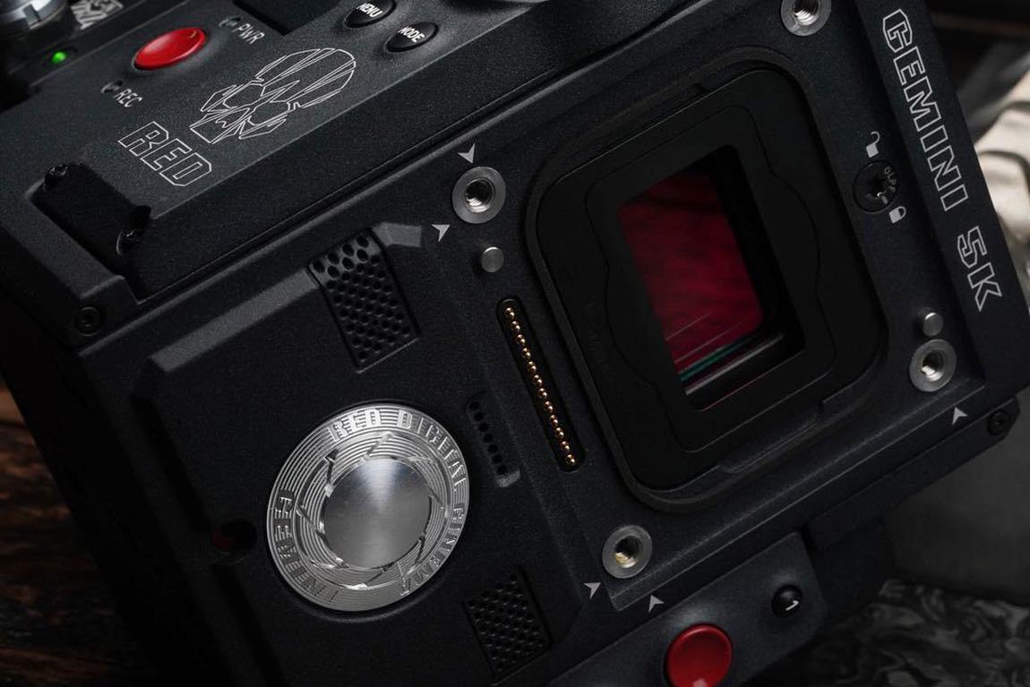 ريد تطلق كاميرا Gemini الجديدة بجودة 5K