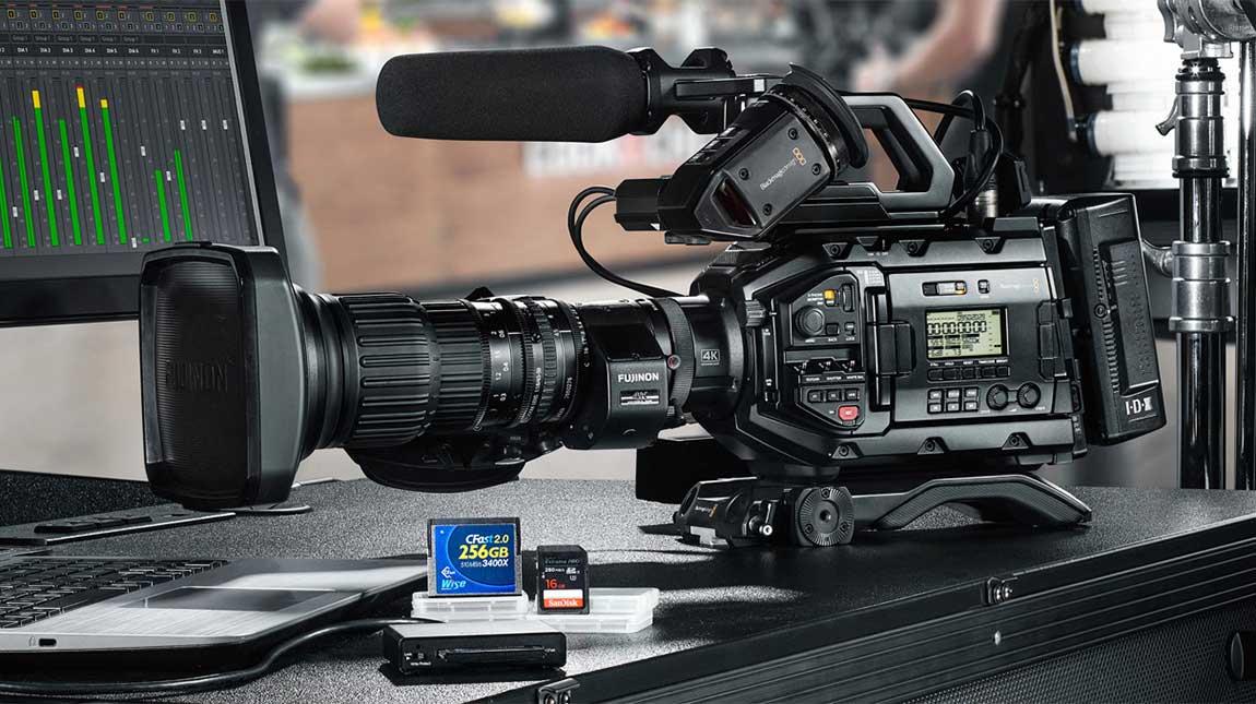 كاميرة بلاك ماجيك اورسا جديدة للبث بجودة 4K وبسعر منخفض