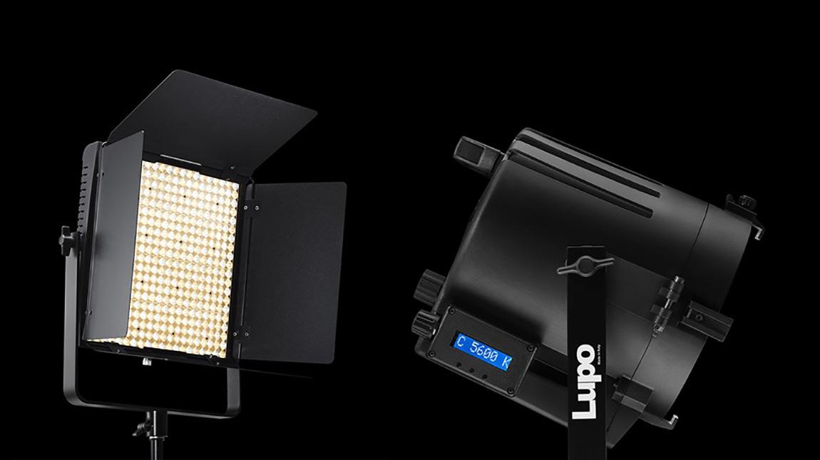مجموعة إضاءة ال اي دي وفرينسل جديدة من Lupo