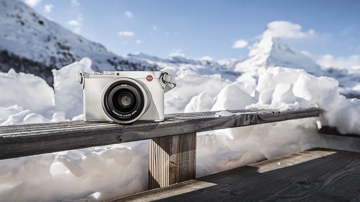 كاميرة لايكا Q Snow المحدودة المستوحاة من الألعاب الأولومبية