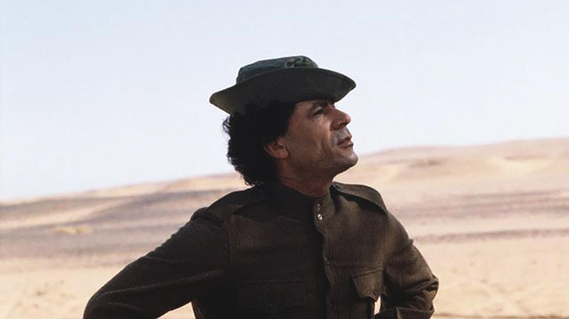 أمازون تنتج مسلسل Sandstorm عن حياة معمر القذافي