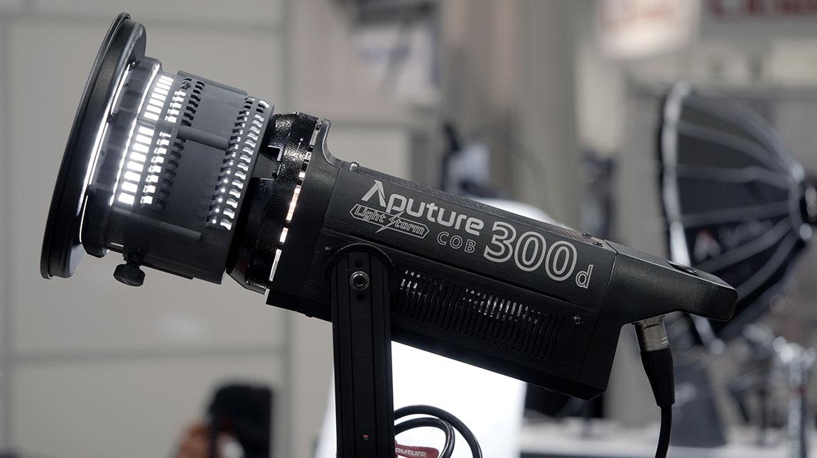 وحدات إضاءة LED جديدة من Aputure لصناع الأفلام