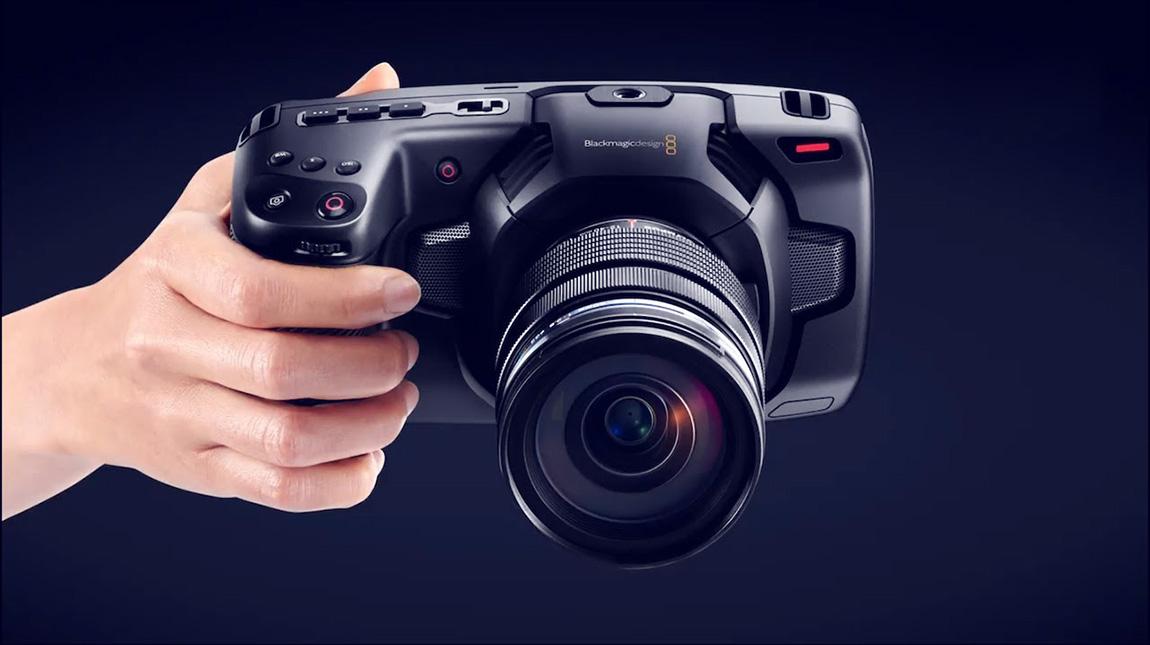 إطلاق كاميرة بلاك ماجيك Pocket Cinema 4K الجديدة