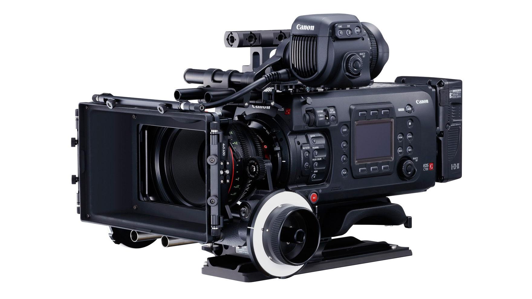 الإعلان عن كانون C700 FF السينمائية بجودة 5.9K