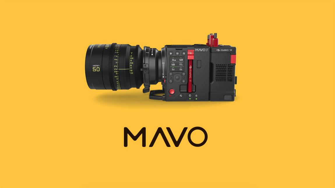 الكشف عن كاميرة Kinefinity Mavo LF بجودة 6K