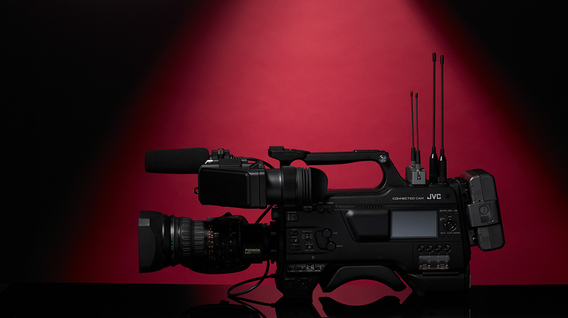 جي في سي تطلق مجموعة كاميرات لتصوير الفيديو بجودة 4K