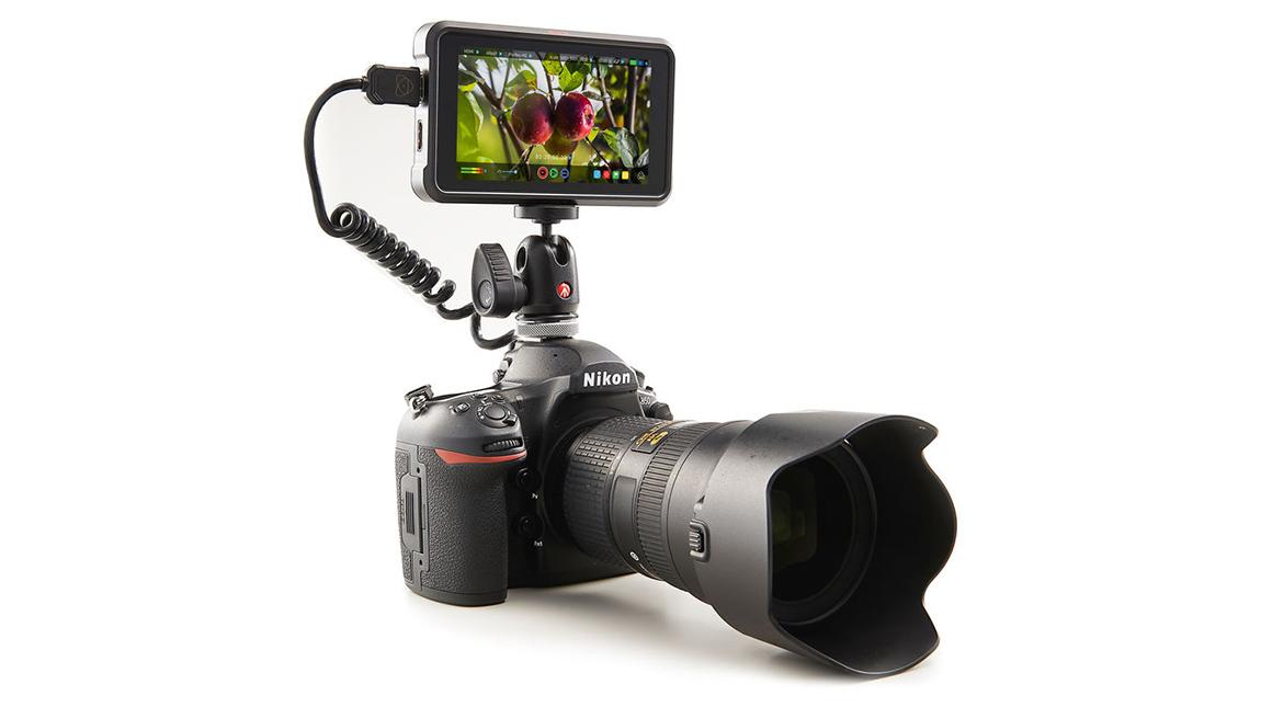 إطلاق شاشة اتوموس Ninja V لمعاينة وتسجيل الفيديو