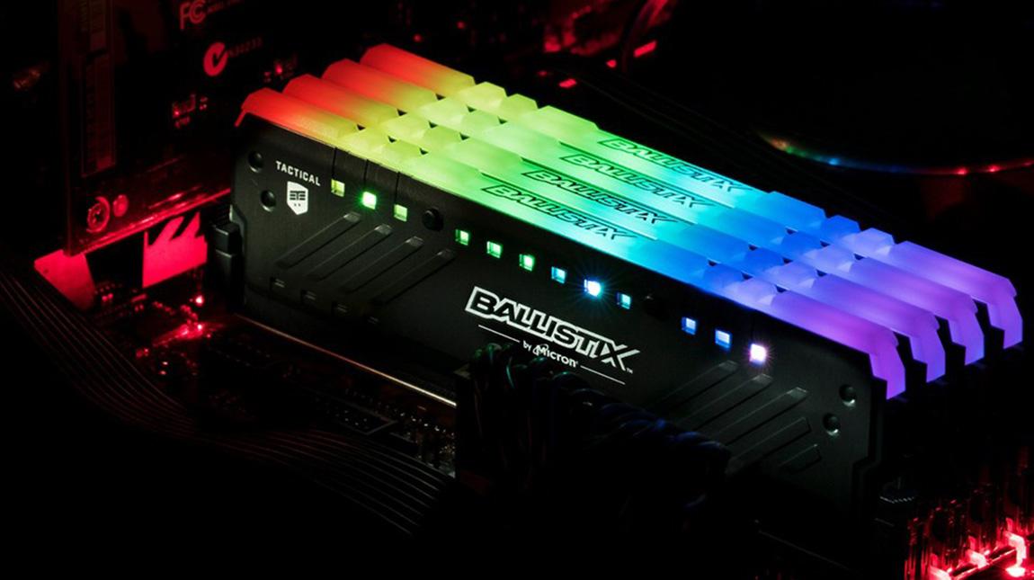 شاهد ذاكرة رام DDR4 الجديدة من شركة Ballistix