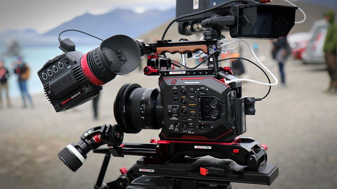تحديث لكاميرة باناسونيك EVA1 يتيح تصوير سلوموشن بصيغة RAW