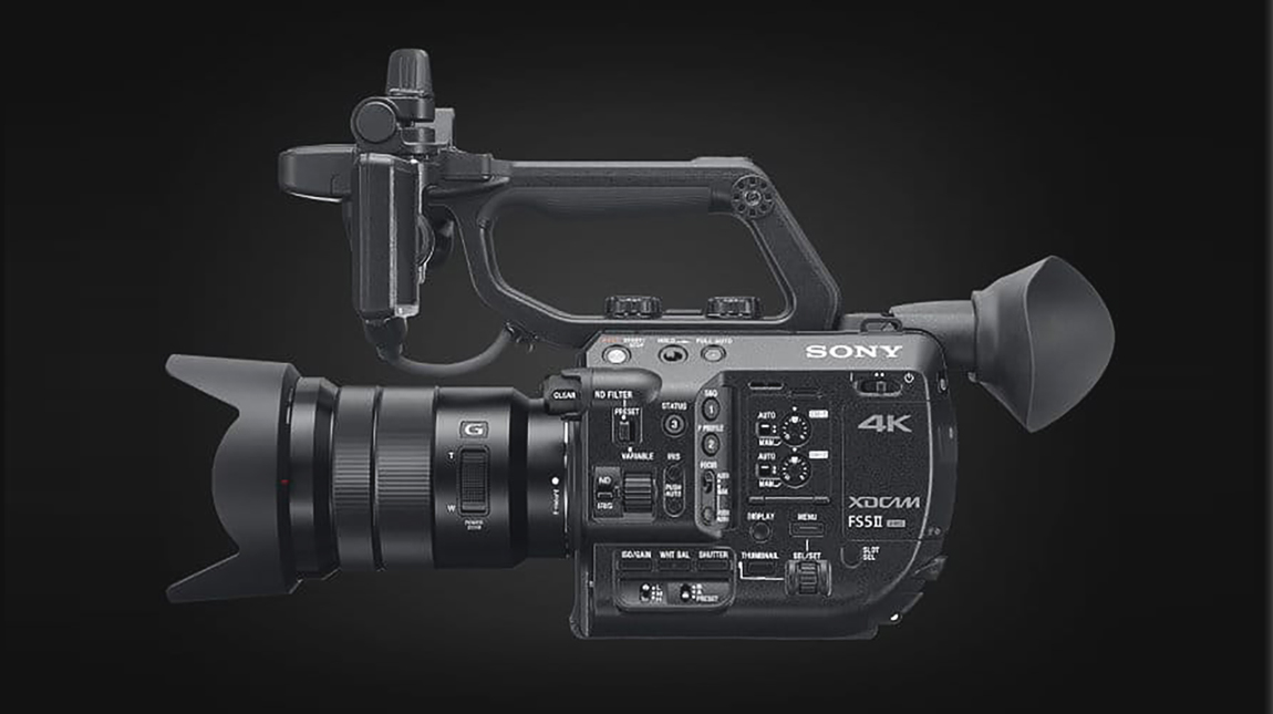 الإعلان عن كاميرا سوني FS5 II مع كاميرتي Z190 و Z280
