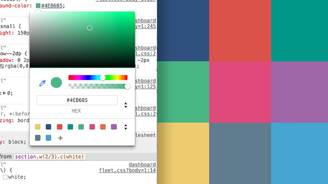 7 نصائح لأي مصمم مواقع عن الألوان