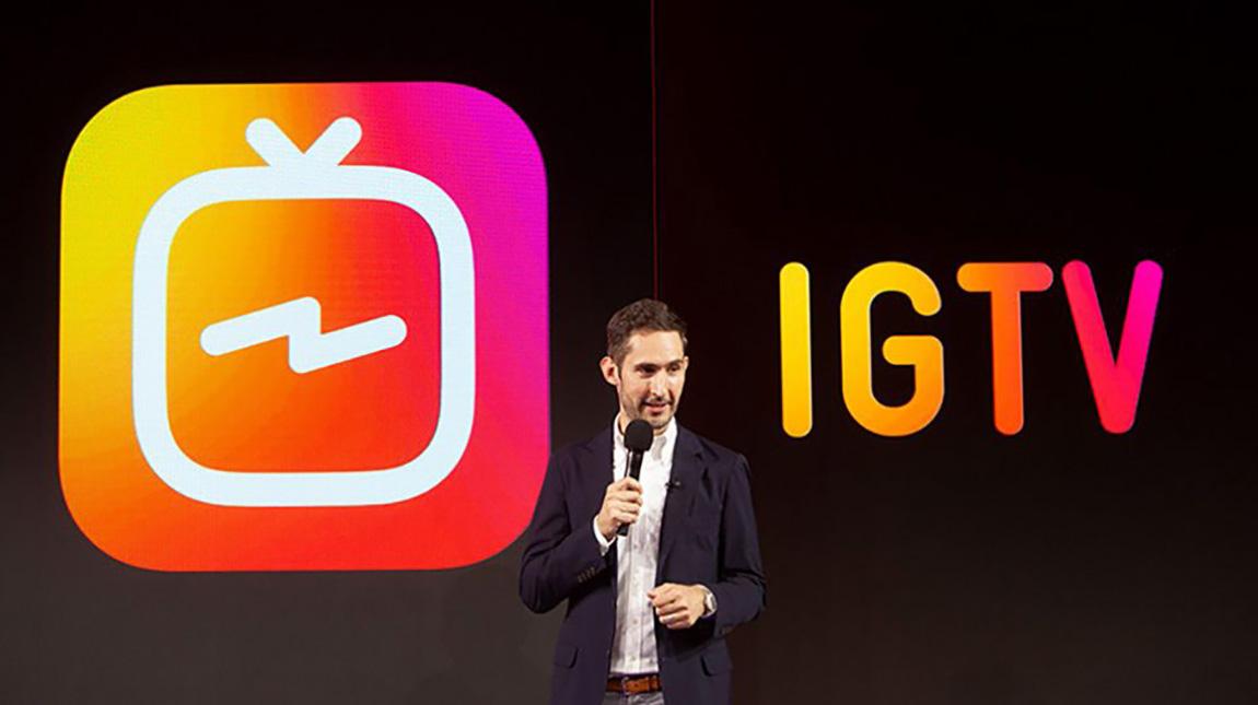 انستجرام تطلق تطبيق IGTV لمشاركة الفيديوهات الطويلة