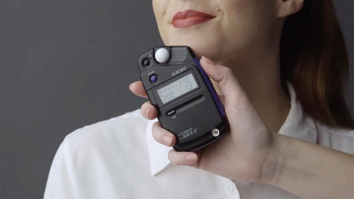 سيكونيك تكشف عن L-308X-U Flashmate مقياس ضوء 3 في 1