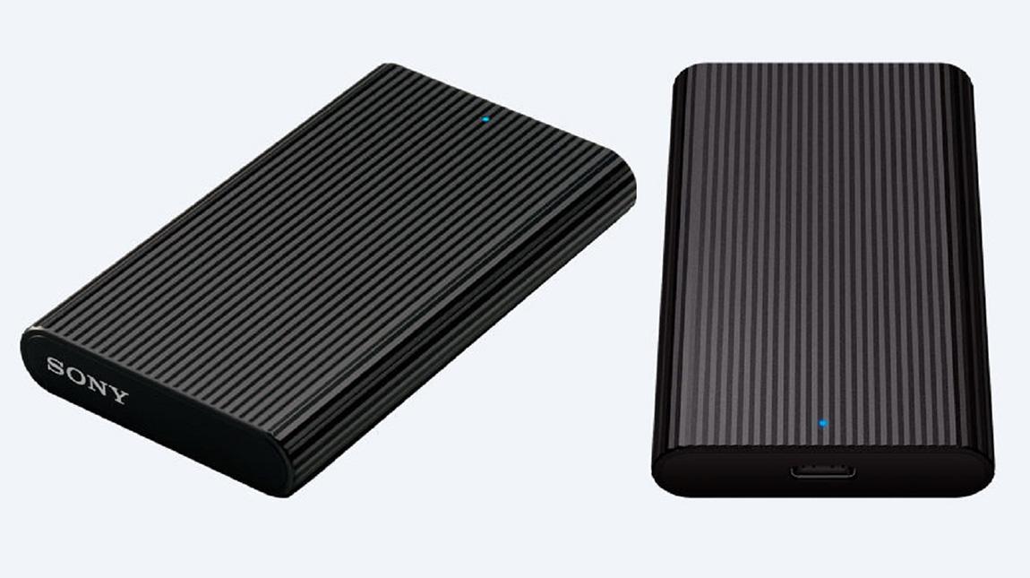 سوني SL-E SSD وحدات تخزين USB-C جديدة محمولة وسريعة