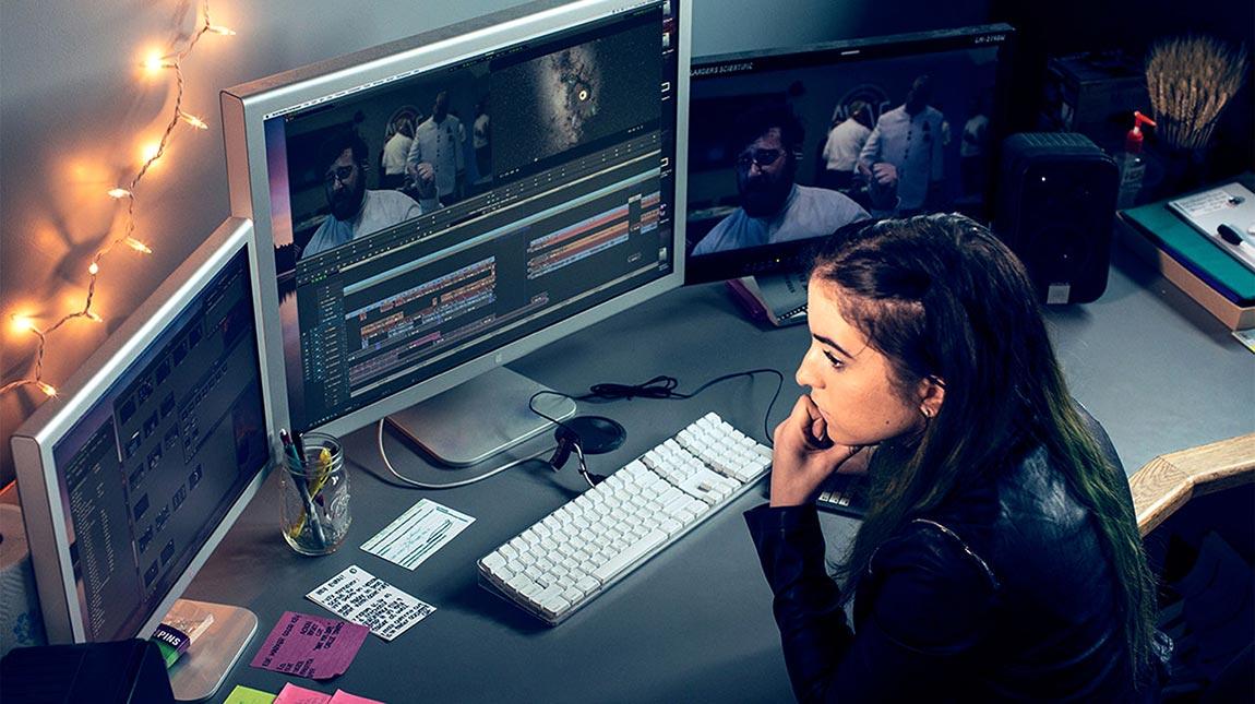 افيد Media Composer 2018.7 لمونتاج الفيديو بجودة 16K