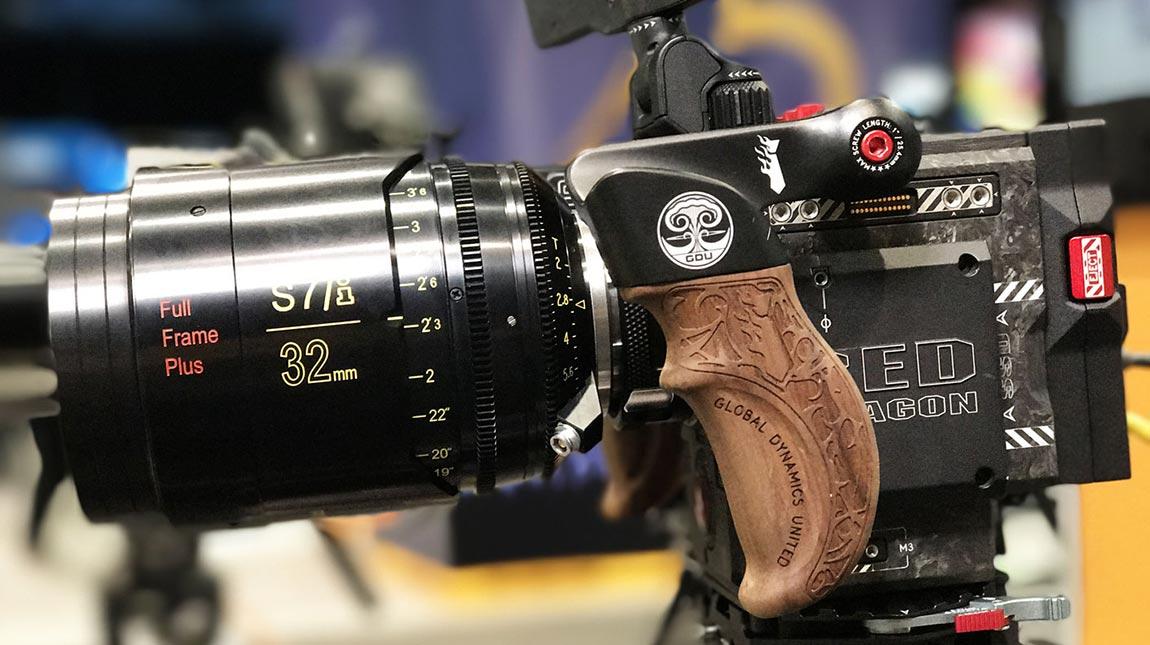 مجموعة جديدة من عدسات كوك S7/i و Panchro/i