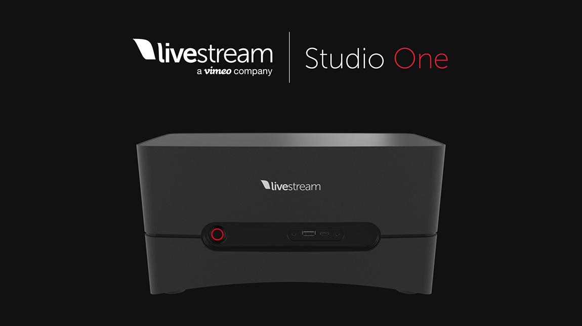 اطلاق Studio One وحدة البث المباشر من VIMEO