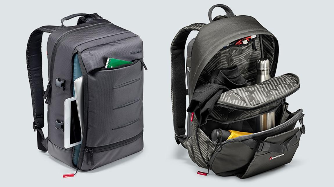 مانفروتو تطلق سلسلة New Travel-Centric Noreg من حقائب الكاميرات